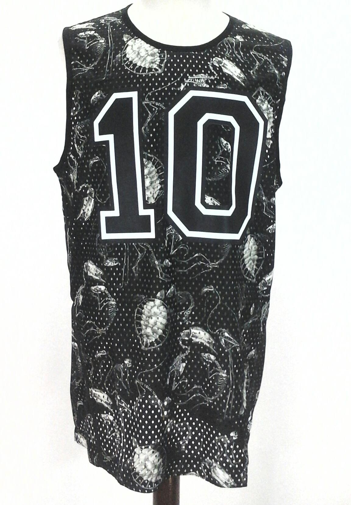 9ff99f107688 Puma TT5154 Men s Swash London Basketball Tank Top Black Ossuray Relic M   L